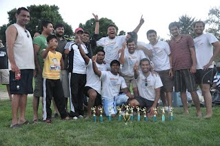 "TAU Volley Ball - 2012 Winner's ""SLC Smashers"""