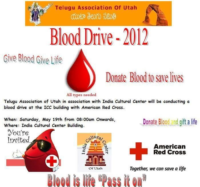 Blood Drive - 2012